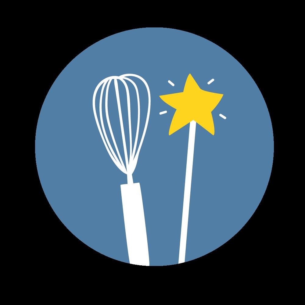 una fiaba in cucina logo
