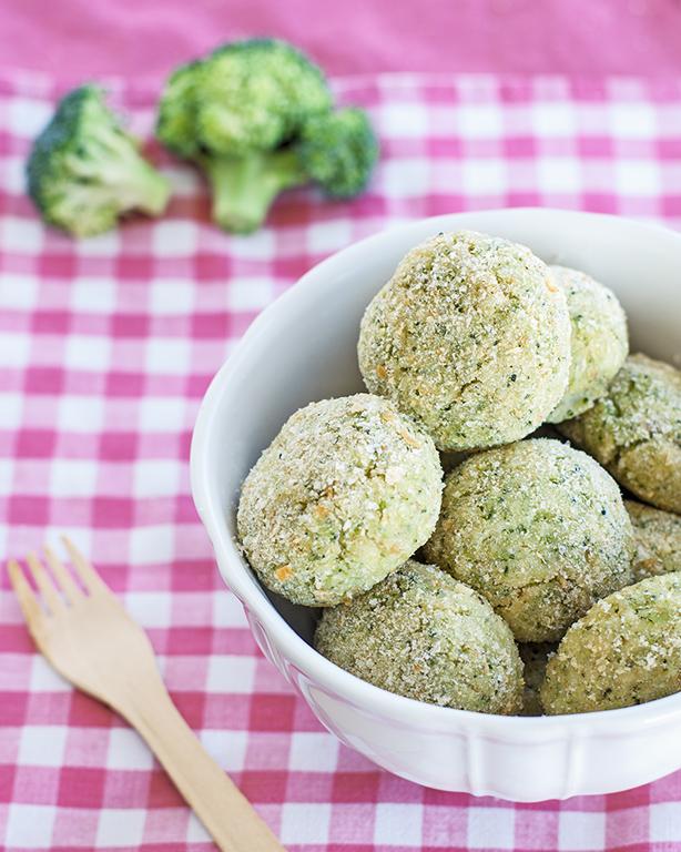 polpette ai broccoli