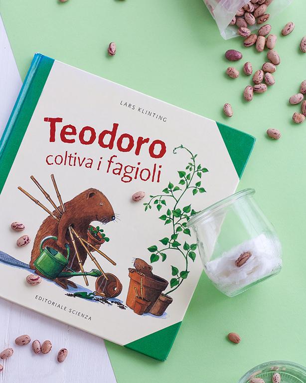 teodoro coltiva fagioli libro
