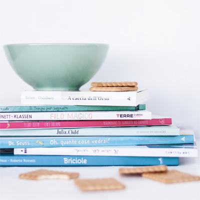 libri a colazione