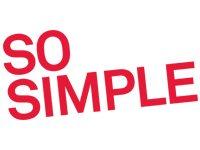 so simple logo